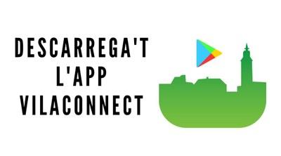 Descarrega't l'aplicació mòbil VILACONNECT per rebre tota la informació de Ribera d'Ondara